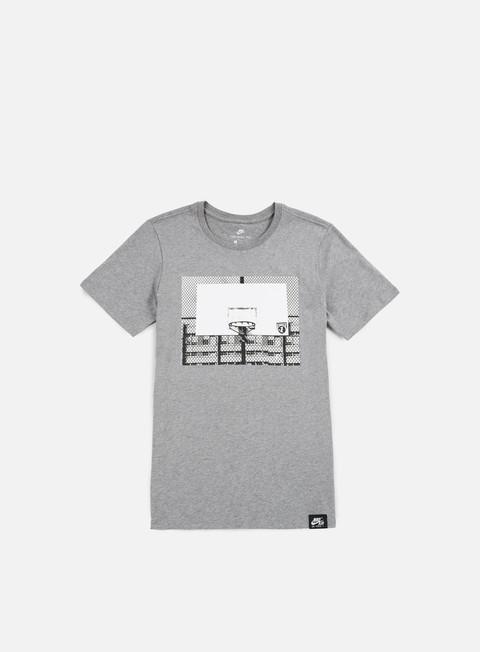 Outlet e Saldi T-shirt a Manica Corta Nike AF 1 Photo T-shirt