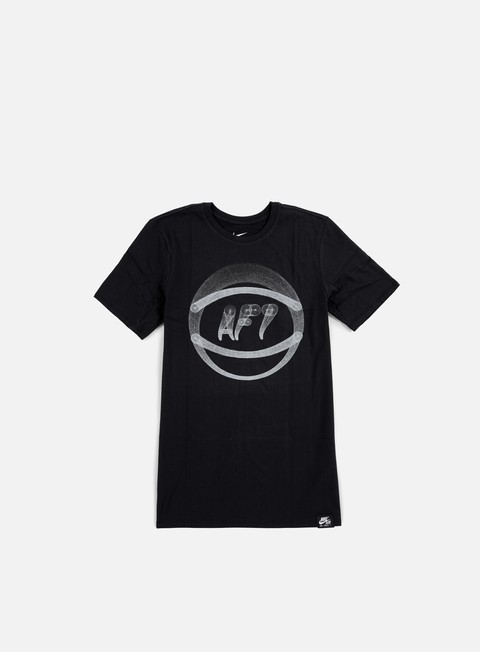 t shirt nike af1 ball art t shirt black wolf grey