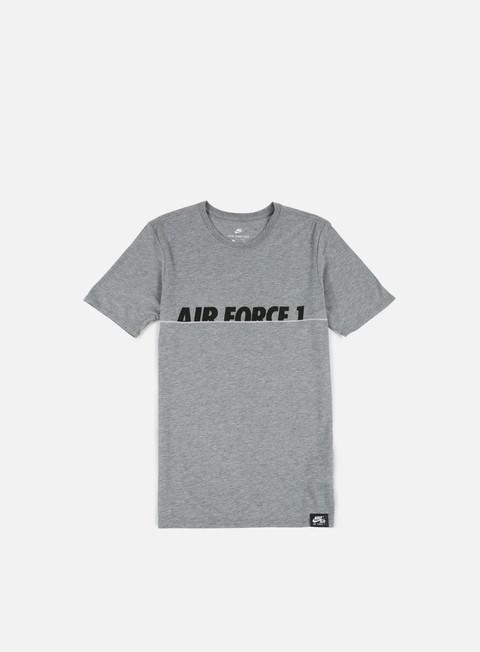 Outlet e Saldi T-shirt a Manica Corta Nike AF1 Brand T-shirt