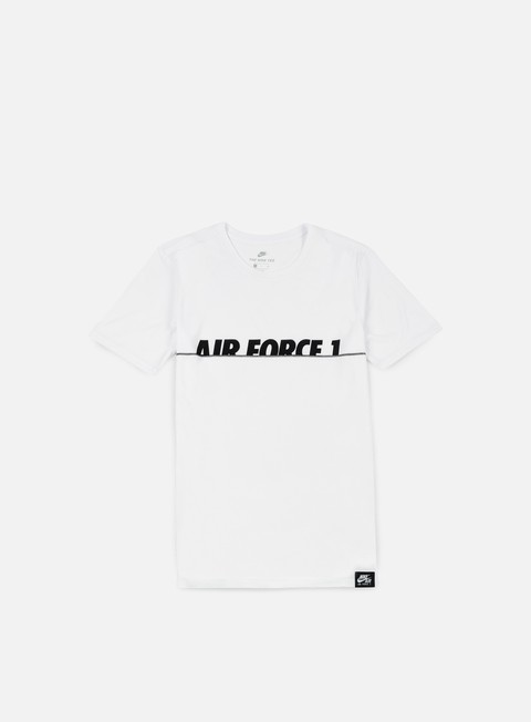 t shirt nike af1 brand t shirt white black