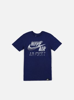 Nike - AF1 Nike Air T-shirt, Deep Royal Blue/White 1