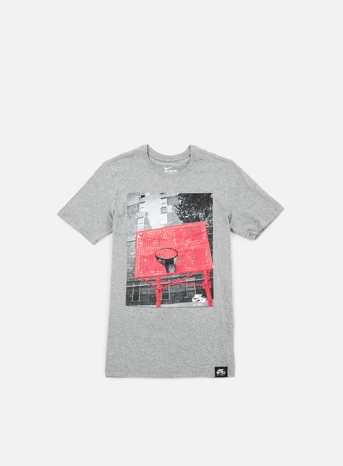 Outlet e Saldi T-shirt a Manica Corta Nike AF1 Photo Rostarr T-shirt