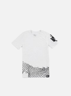 Nike - Air Chain Fence T-shirt, White/Black