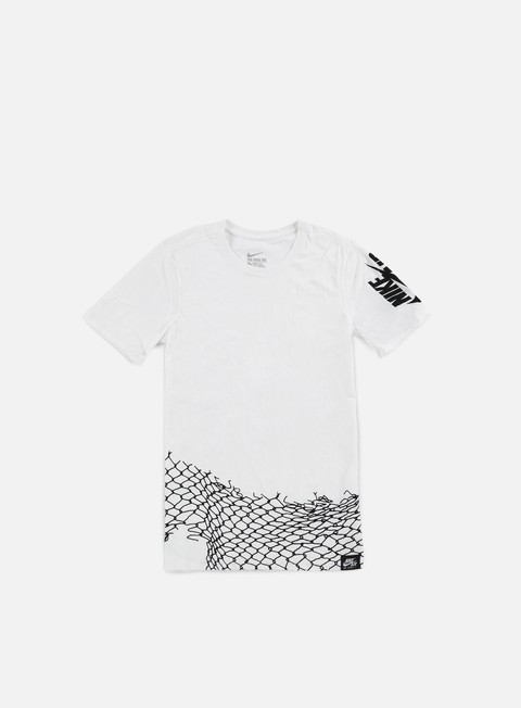 t shirt nike air chain fence t shirt white black