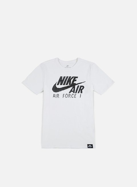 t shirt nike air force 1 t shirt white white black