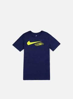 Nike - Air Max 90 T-shirt, Binary Blue/Electrolime 1