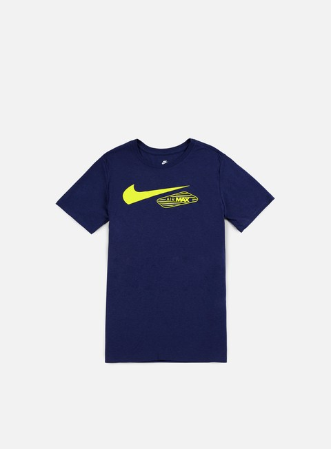 t shirt nike air max 90 t shirt binary blue electrolime