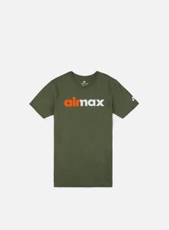 Nike - Air Max 95 T-shirt, Medium Olive/White