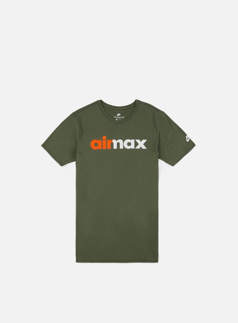 t shirt nike air max 95 t shirt medium olive white