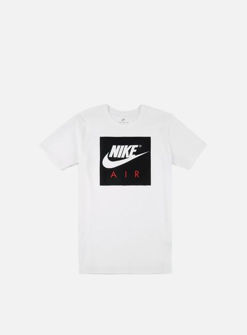 t shirt nike air sport crew t shirt white white