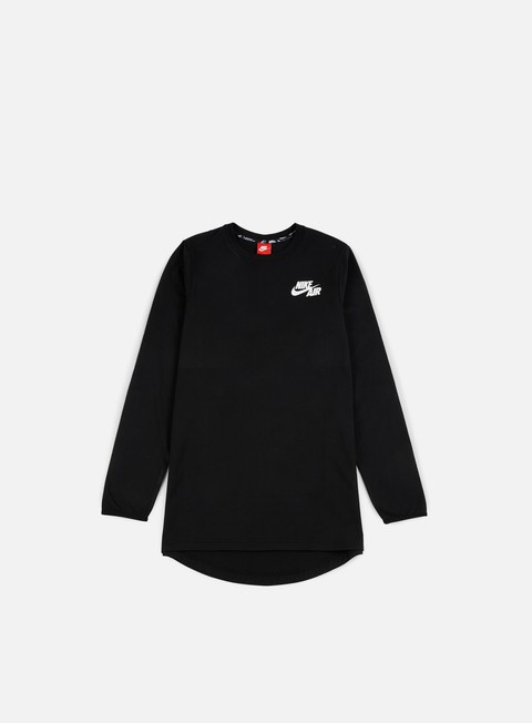 Outlet e Saldi T-shirt a Manica Lunga Nike Air Top LS T-shirt