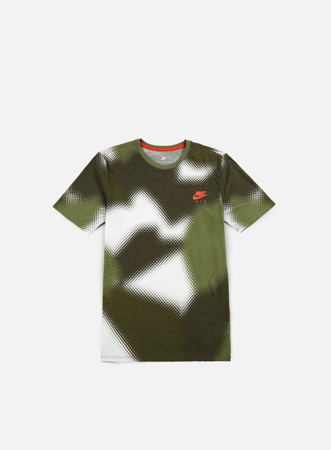 t shirt nike aop air max 90 t shirt white max orange
