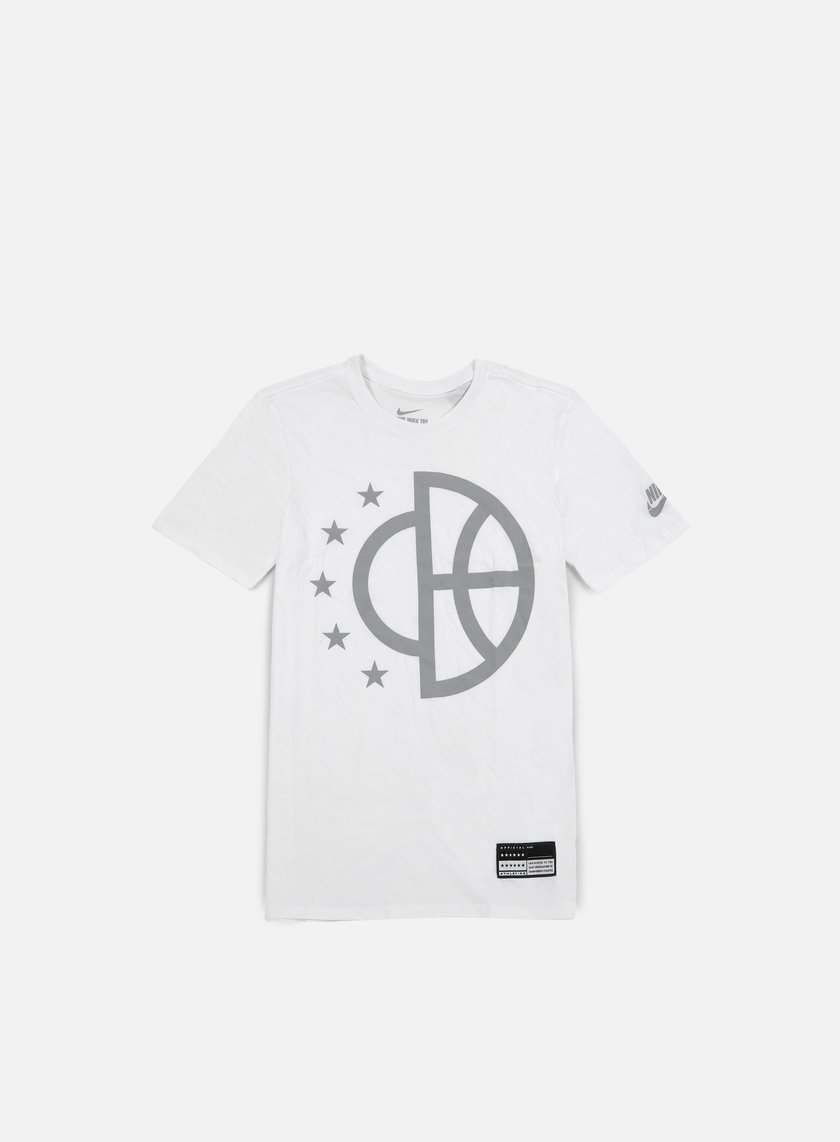Nike - Art 1 T-shirt, White/White