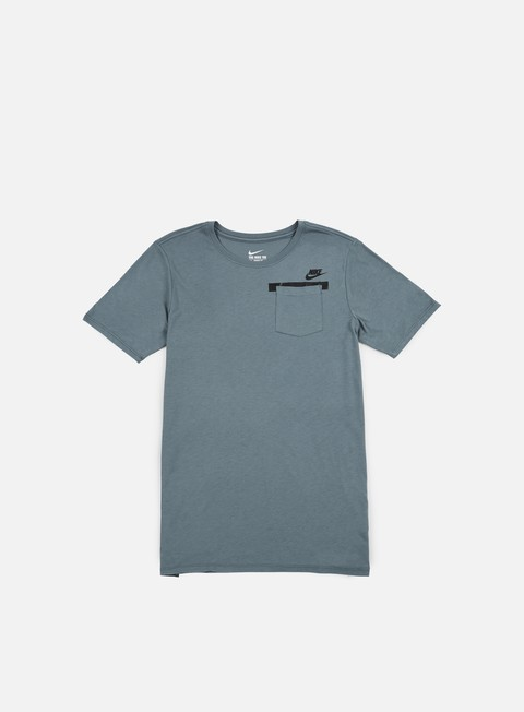 t shirt nike badlands pocket t shirt hasta black