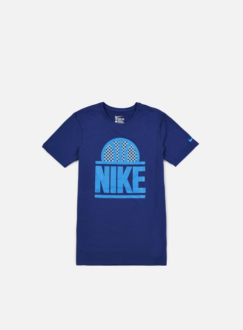 t shirt nike bball lockup t shirt deep royal blue