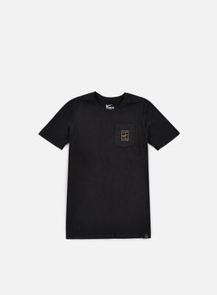 Nike - Court Wimb Pocket T-shirt, Black 1