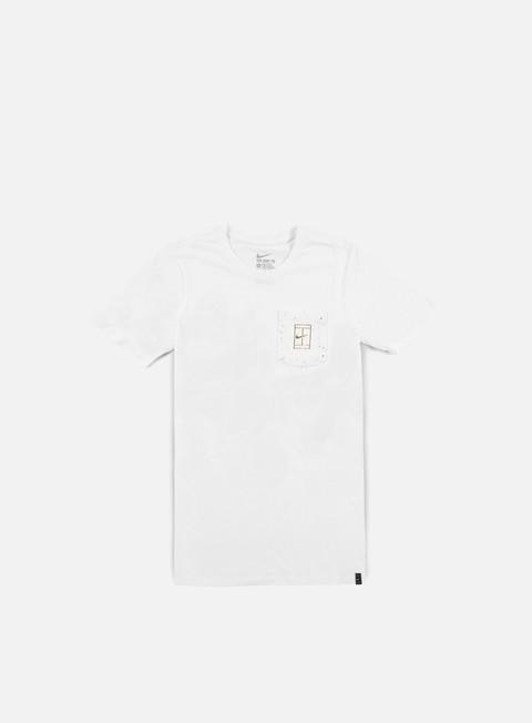 Outlet e Saldi T-shirt Pocket Nike Court Wimb Pocket T-shirt