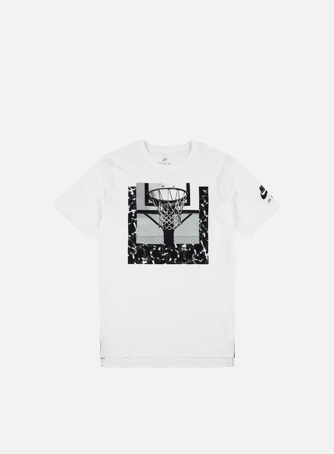 t shirt nike drptl af 1 t shirt white black