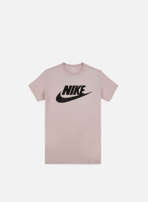 t shirt nike futura icon t shirt particle rose black