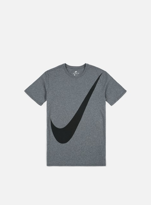 t shirt nike hybrid 1 t shirt charcoal heather black