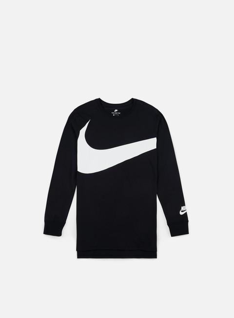T-shirt Logo Nike Hybrid LS T-shirt