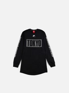 Nike - International Tokyo LS T-shirt, Black 1