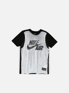 Nike - Jersey T-shirt, White/Black 1