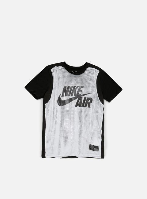 t shirt nike jersey t shirt white black