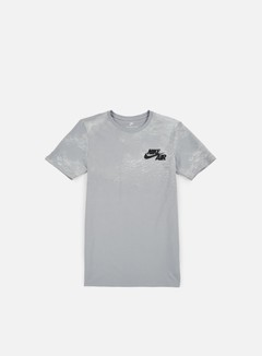 Nike - Lunar Photo T-shirt, Wolf Grey/Black 1