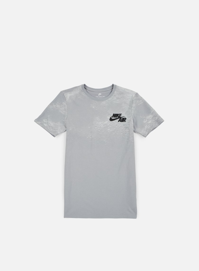 Nike - Lunar Photo T-shirt, Wolf Grey/Black