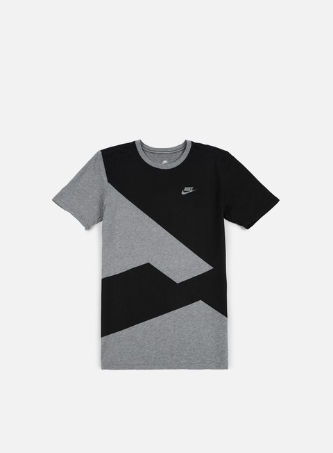 t shirt nike modern t shirt carbon heather carbon heather