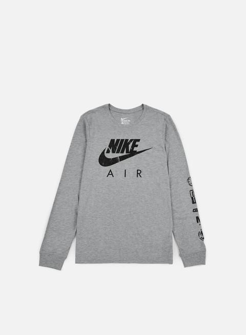 Outlet e Saldi T-shirt a Manica Lunga Nike Nike Air LS T-shirt