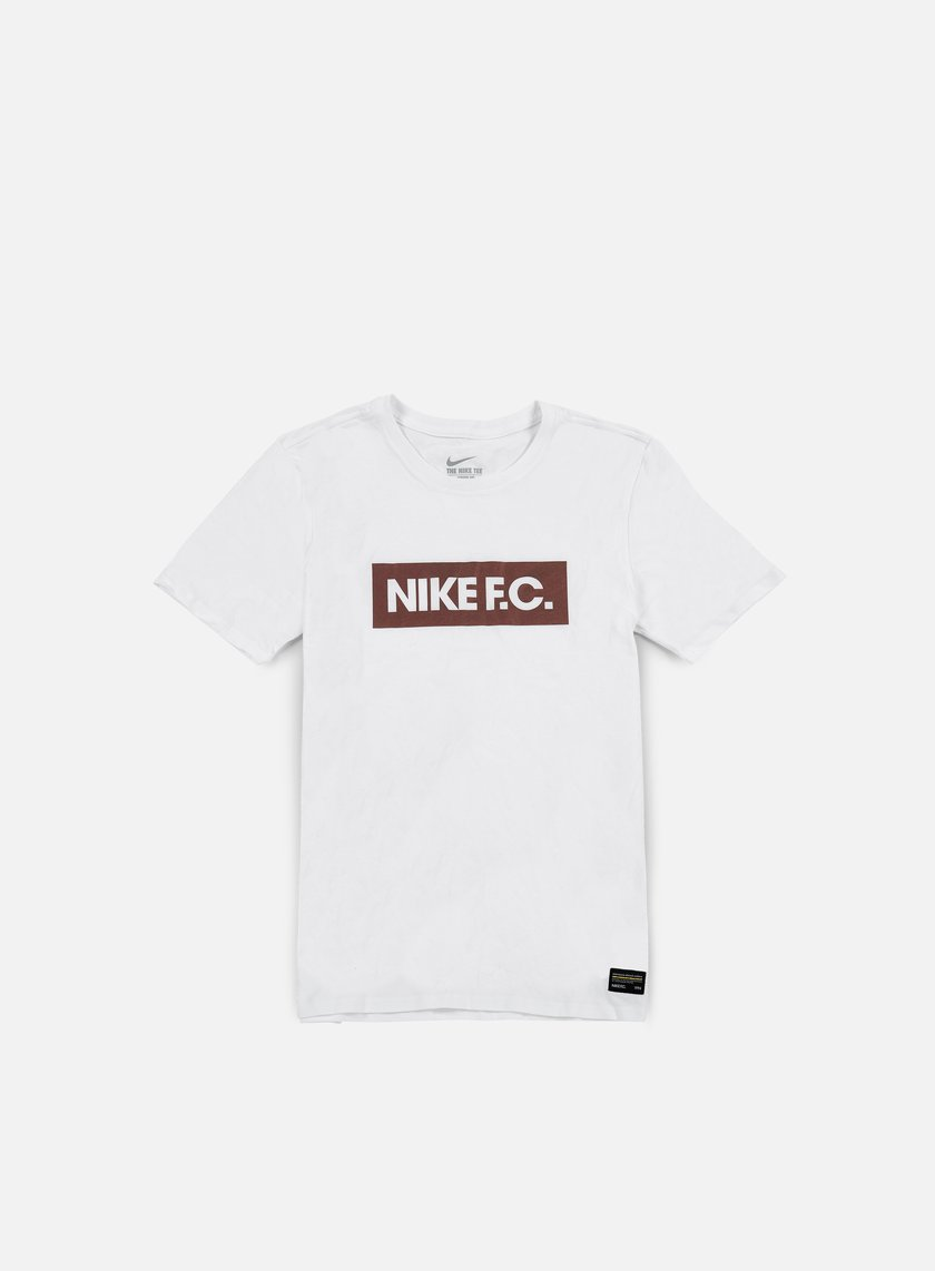 Nike - Nike FC Color Shift Block T-shirt, White