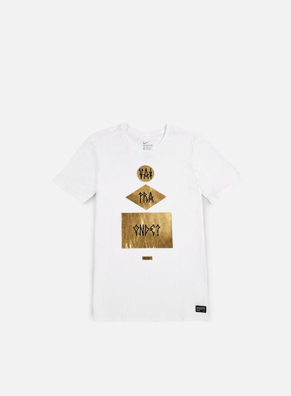Nike - Nike FC Vai Pra Onde T-shirt, White