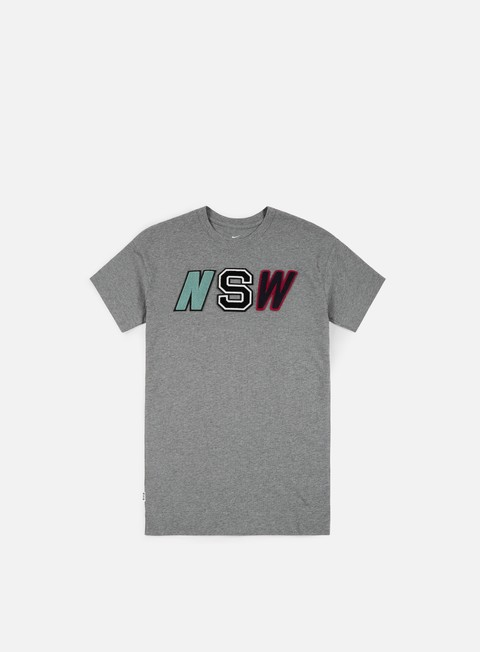 t shirt nike nsw 2 t shirt carbon heather