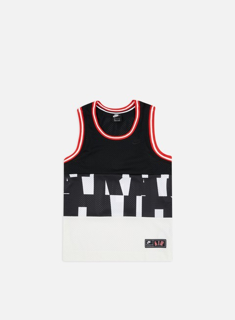 Outlet e Saldi Canotte Nike NSW Air Mesh Tank