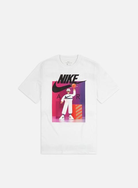Outlet e Saldi T-shirt a Manica Corta Nike NSW Airman Futura T-shirt