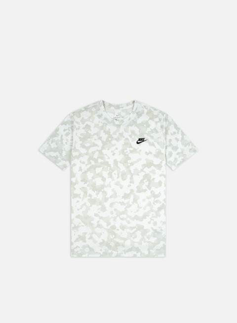 T-shirt con Stampa All Over Nike NSW AOP Club Hook T-shirt