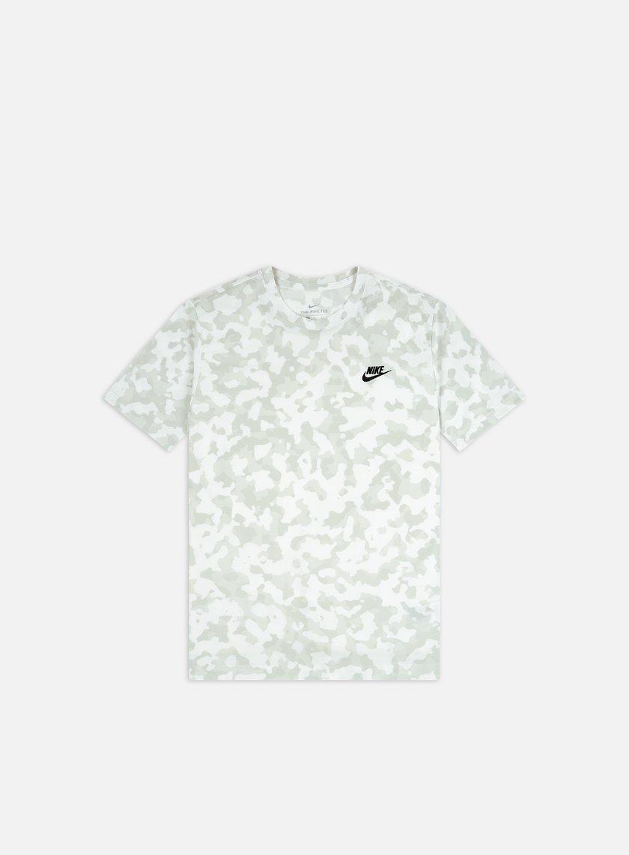 Nike NSW AOP Club Hook T-shirt