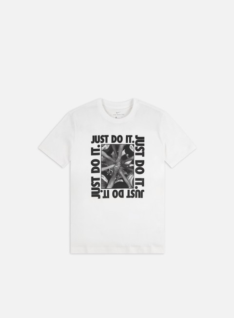 Outlet e Saldi T-shirt a Manica Corta Nike NSW BTS Photo T-shirt