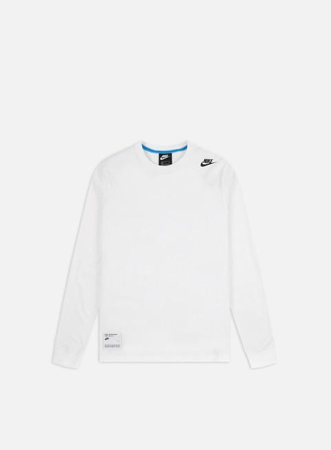 Outlet e Saldi T-shirt a Manica Lunga Nike NSW CJ LS T-shirt