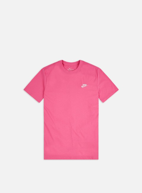 T-shirt a Manica Corta Nike NSW Club T-shirt