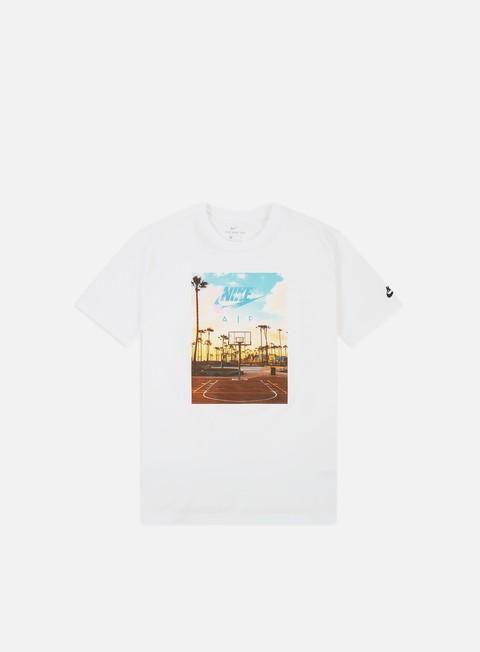 T-shirt a Manica Corta Nike NSW Court 1 T-shirt