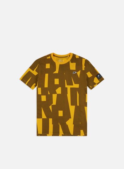 Outlet e Saldi T-shirt a Manica Corta Nike NSW CTRL Nike Air 5 T-shirt