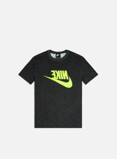Nike - NSW Festival Prn T-shirt, Dk Smoke Grey/Volt