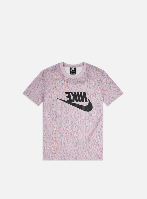 Short Sleeve T-shirts Nike NSW Festival Prn T-shirt