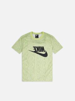 Nike - NSW Festival Prn T-shirt, Limelight/Black