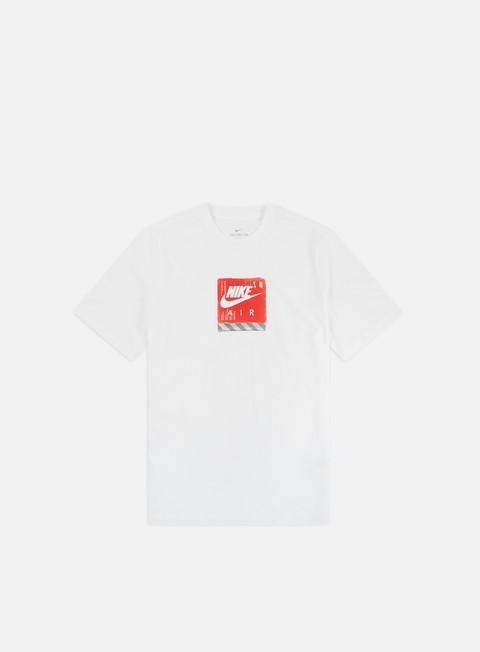 Short Sleeve T-shirts Nike NSW Footwear Pack 4 T-shirt