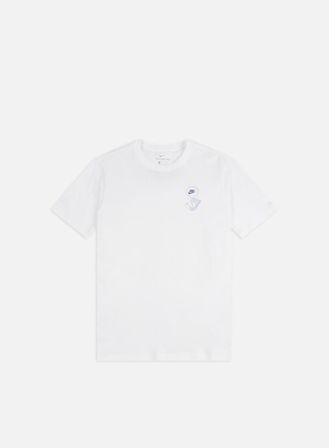 Short Sleeve T-shirts Nike NSW FTWR DSTRD T-shirt