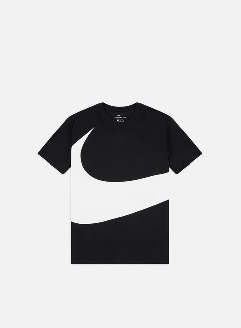 6cb16d922 Short Sleeve T-shirts Nike NSW HBR Swoosh 1 T-shirt